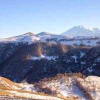 Эльбрус !Перевал Гум-Баши! :: Vadim77755 Коркин