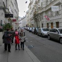 Прогулка по Вене :: Олег Козлов