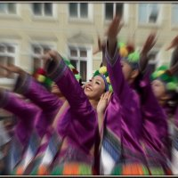 Танец... :: Владимир Секерко
