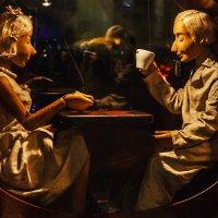 Беседа за чашечкой кофе :: Александр Неустроев