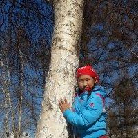 Мир дочери :: Лиана Монгуш