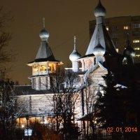 деревянные церкви русси :: алексей турта