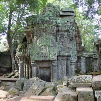 Камбоджа. Индуистский храмовый комплекс Ангкор :: Владимир Шибинский