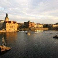 Christmas Prague :: Alena Kramarenko