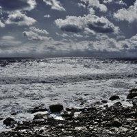 Море после дождя :: Константин Николаенко