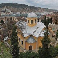 Храм 12 апостолов в Балаклаве :: Игорь Кузьмин