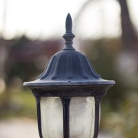 Одинокий фонарь :: Анзор Агамирзоев