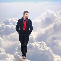 Фантазии - Пройтись над облаками :: Ренат Менаждинов
