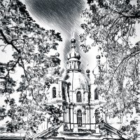 Зарисовка с натуры :: Андрей Колмаков