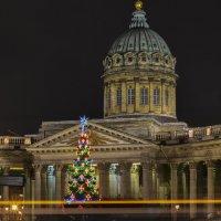 Казанский Собор перед Рождеством :: evgeny ryazanov