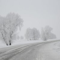 Зимняя дорога :: Ришат Муртазин