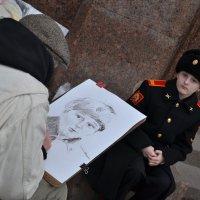 Юнец :: Вероника Большакова