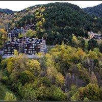 Осень в Андорре. :: Анатолий