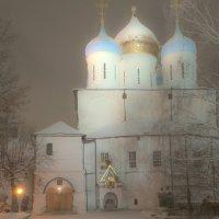 С РОЖДЕСТВОМ! :: Александр Лебедев
