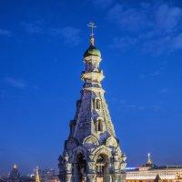 Колокольня на Софийской набережное :: Всеволод Чуванов