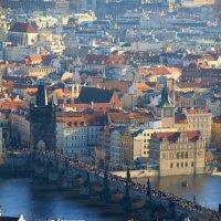 Карлов мост. Прага, 31.12.2013 :: Геннадий Коробков