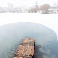Городской прорубь :: Иван Носов