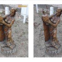 фигуры из дерева :: Андрей Боженков