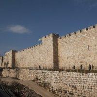 Jerusalem.Steni drevnego goroda. :: susanna vasershtein