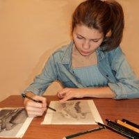 Ксения. :: Лариника Кузьменко