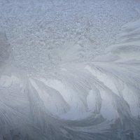 Мороз на окне :: Lera Yurievna
