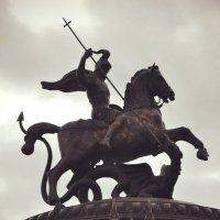 Москва.Святой Георгий Победоносец. :: Виталий Виницкий