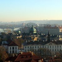 Новогодняя Прага :: Наталья Лузинова