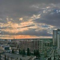 Закат над городом :: Антон Летов