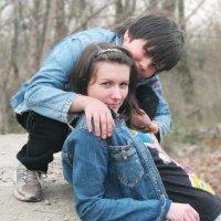 брат и сестра :: Елена Хохлова