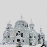 Свято-Никольский монастырь :: Лариса Сигова