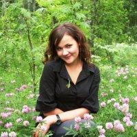 Наедине с природой :: Ольга Ларионова