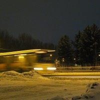 Утренний автобус :: Елена Перевозникова
