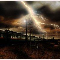 Ночной поезд :: Валерий Иванов
