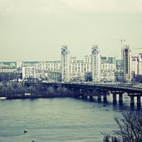 Киевский мост Патона :: Illinois c.