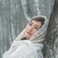 Зима :: Сергей Шишков