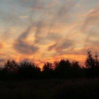 Северный закат :: Алла Рыженко