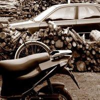 мото-вело-авто :: Юрий Бондер