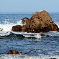 Море,прилив :: Елена Константиниди