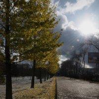 Осень :: Владимир Смирнов