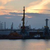 Порт Одесса :: Елена Савич