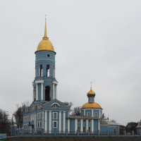 Владимирская церковь :: Александр Качалин