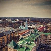 Мой город :: Сергей Крюков