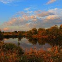 озеро :: Роман Кондрашин