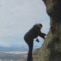 На Орлиных скалах горы Бештау :: Светлана Попова