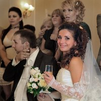 Невеста :: Владимир КРИВЕНКО