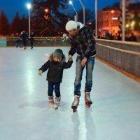 Я с сынишкой :: Алексей Пруцкой