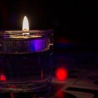 свеча :: Катя Че