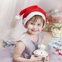 Новогодняя улыбка :: Мария Буданова