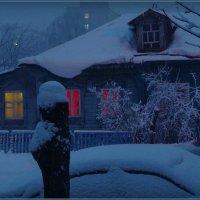 Вид из окна! :: Владимир Шошин