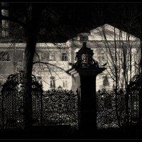ограда дома :: meltzer